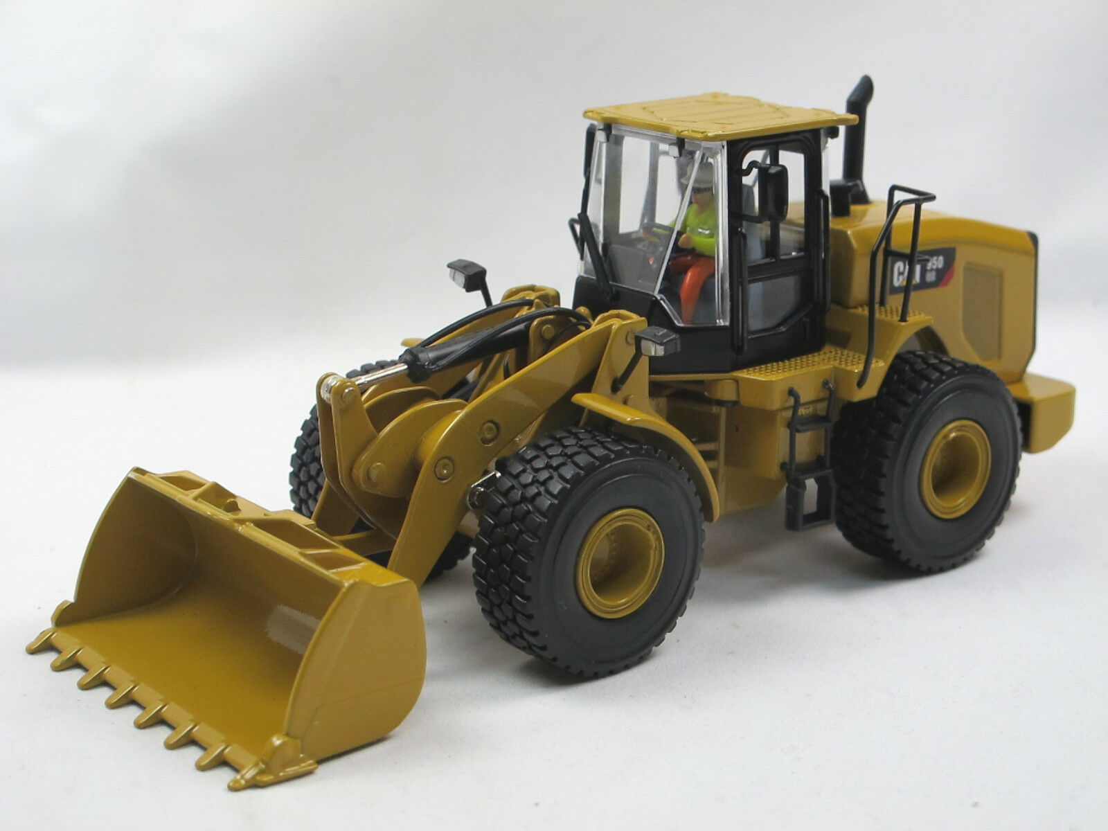 Diecast Masters 85907C CAT 950 GC Radlader Wheel Loader Caterpillar 1 50 neu OVP