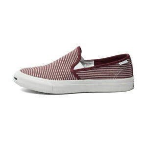 Converse-All-Star-UK-Size-7-Men-039-s-Trainers-Shoes-Plimsoll-Slip-On