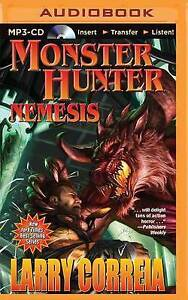 Monster-Hunter-Nemesis-by-Correia-Larry-NEW-Book-FREE-amp-FAST-Delivery-MP3-C