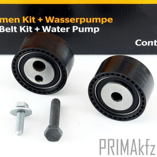 pompe à eau Citroen xsara berlingo jumper Fiat CONTI ct987wp1 courroies