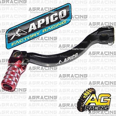 Apico Black Blue Gear Pedal Lever Shifter For KTM SX 125 2006 Motocross Enduro