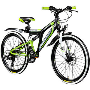 Mountainbike-Fully-24-Zoll-MTB-Full-Suspension-Galano-Adrenalin-DS-Jugendfahrrad
