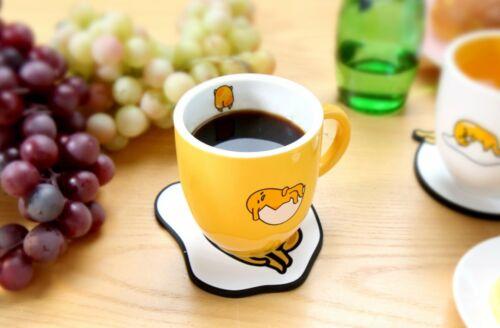 Sanrio Gudetama Lazy Egg Ceramic Mug Cup Yellow
