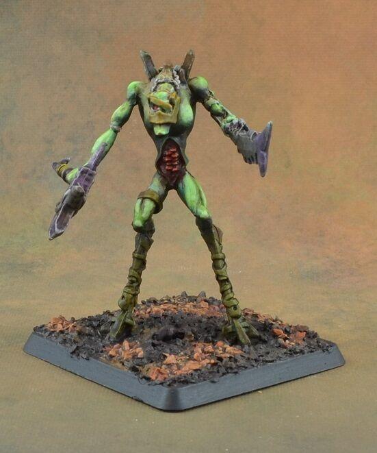 Miniatyr av målad Reaper, teckensökare D &D