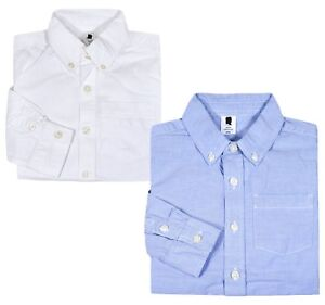 Boys-Ex-GAP-Shirt-Boy-Long-Sleeve-Cotton-Top-Ages-4-5-6-7-8-10-12-14-16-Years
