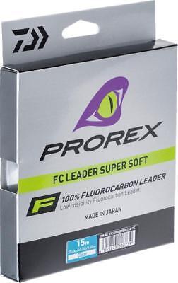 50m Fluorocarbon Vorfachschnur  0,45mm Daiwa Tournament FC Leader