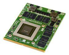 HP EliteBook 8760w NVIDIA Quadro K4000M 4GB GDDR5 MXM Mobile Video Card GPU