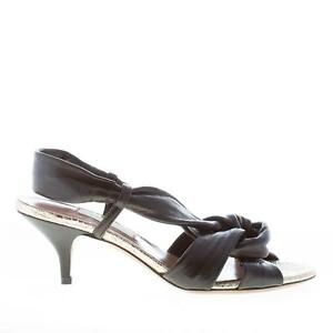L-039-AUTRE-CHOSE-women-shoes-Black-napa-leather-sandal-with-crisscross-knot-OSE279