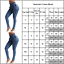 Women Denim Jeans High Waist Stretchy Slim Fit Drawstring Elastic Trousers Pants