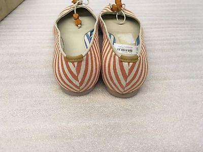 J Shoes Amarante Ballet Zapatos Sin taco para mujer 4 37 nuevo PVP £ 60 JL11