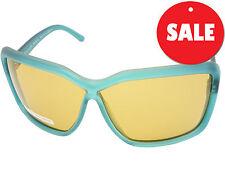Ladies/Da Donna Grande Scudo BALENCIAGA 0124/s xr8 di marca Edition Occhiali da sole B