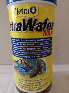 TETRA-WAFER-MIX-250ml-Nourriture-en-pastille-pour-poissons-de-fonds