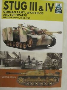 Tankcraft-Stug-III-and-Stug-IV-modeling-manual-64-pages-color-profiles