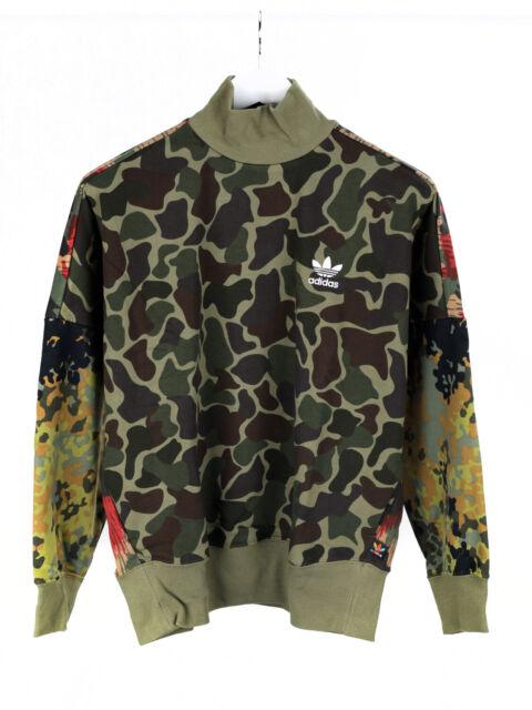 grüner adidas pullover hoodie