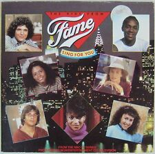 The Kids from Fame 33 tours 1983