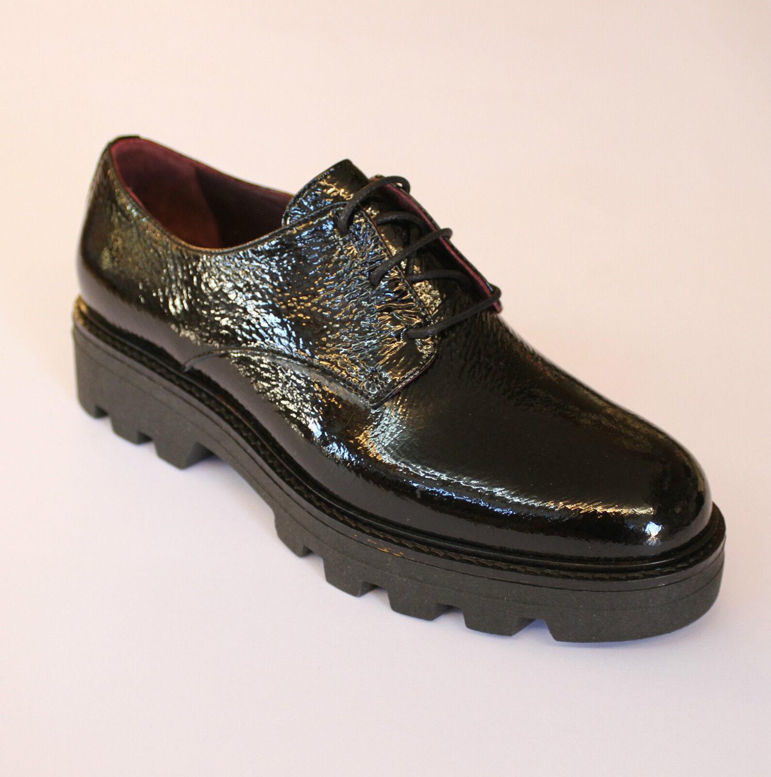 SOGNO DI DONNA scarpa italiana giovane bassa stringata DONNA nero MORENA 9385