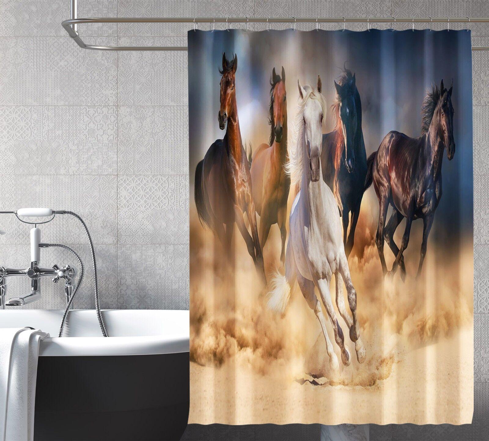 Pferd Braun 3D DE Toilette Windows Daheim Bad Faser ...