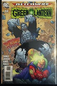 JSA-Classified-32-VF-1st-Print-DC-Comics