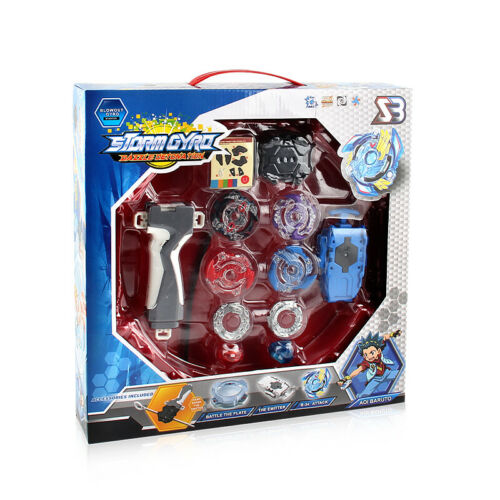 Beyblade Burst Large Arena Stadium Set with String Launcher Kids Christmas GIft