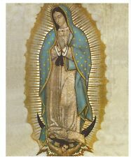 Catholic Print Picture OUR LADY OF GUADALUPE Virgin Mary 8x10 ready to be framed