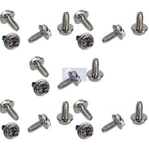 20x-Schrauben-fuer-Festplatten-Einbau-lange-Ausfuehrung-8-mm-silber