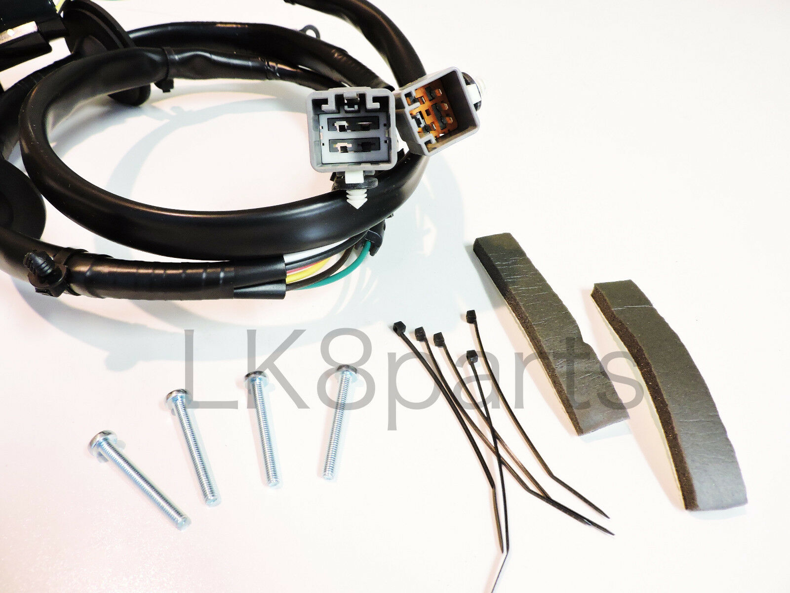Land rover lr tow hitch trailer wiring wire harness kit
