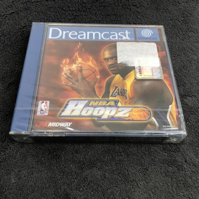 SEGA Dreamcast NBA Hoopz blister EUR Neuf sous Blister