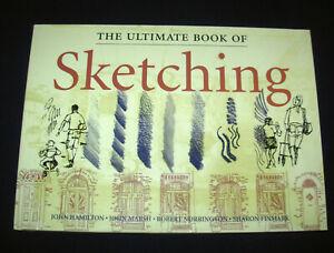 the-Ultimate-Book-of-Sketching-John-Hamilton-2003-hardback