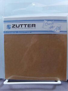 """NEW ZUTTER CLEAR ACRYLIC 4/""""X4/"""" COVERS  27900  1753"""