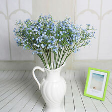 Artificial Baby's Breath Gypsophila Silk Flowers Bouquet Wedding Party Decor