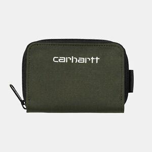 Carhartt-Payton-Midi-Wallet-Cypress-White-CORDURA-Geldboerse-I026182-Neu
