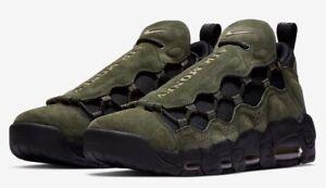 new arrival 647eb a3c9b La foto se está cargando Nike-mas-dinero-Qs-Hombre-Air-Zapatos-Sequoia-