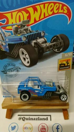 Hot Wheels /'42 Willys MB Jeep 2020-139 N51