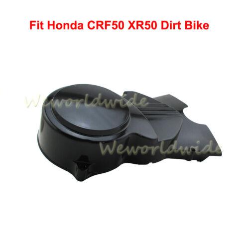 Left Engine Stator Cover For Honda CRF50 XR50 50cc 70cc 90cc 110 125cc Dirt Bike