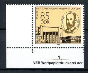DDR-MiNr-3089-II-postfrisch-MNH-Plattenfehler-PL328