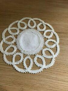 Vintage-cotton-lace-crochet-doily-mat