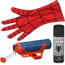 Hasbro Marvel Ultimate Spiderman 2in1 Web Shooter With Glove