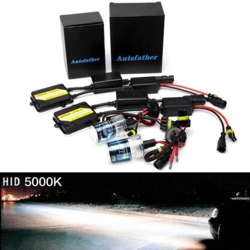 55W XENON HID CONVERSION KIT FOGLIGHT H8//H9//H11 FIT FOR BMW 5 Series E40 F10 F11