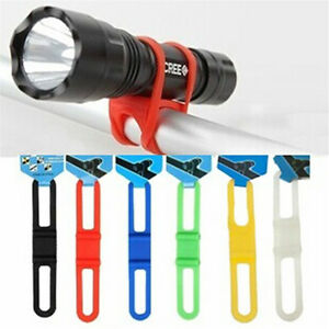 Cycle-Bike-Bicycle-Phone-Torch-Light-Pump-iPod-Water-Bottle-Holder-Strap-Band-SD