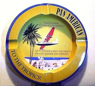 Aschenbecher > Pan American To The Tropics ! < / C 9,97.9 GroßE Auswahl;