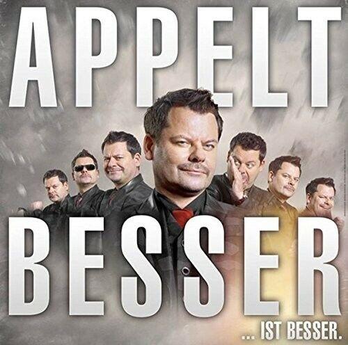 INGO APPELT - BESSER...IST BESSER!  2 CD NEW