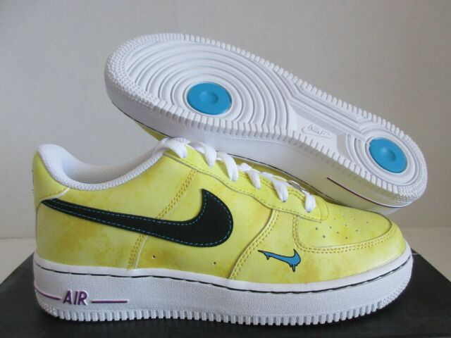 Nike Air Force 1 Low Peace Love Basketball GS Sneaker Sz 7 Youth ...