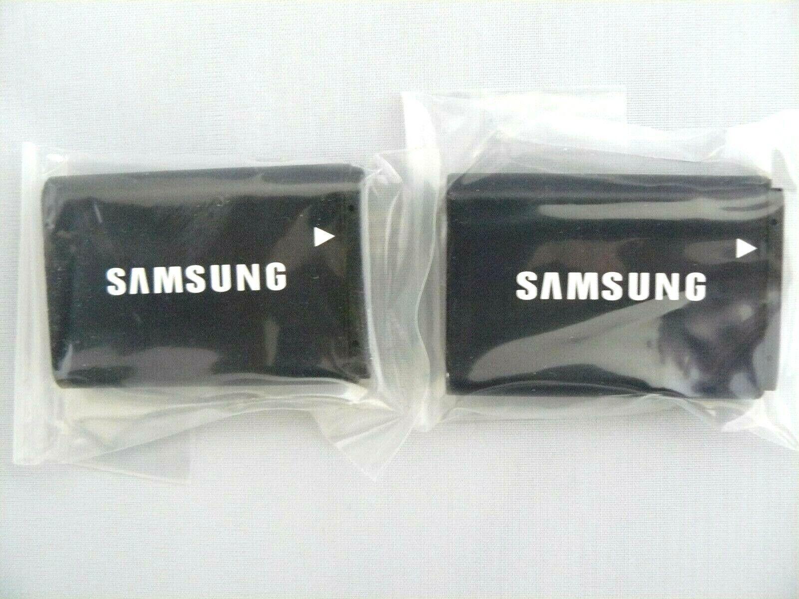 (Lot of 2) NEW OEM AB923446BA SAMSUNG EXTENDED BATTERIES FOR U620 A870 U340