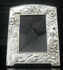 CORNICE foto di grandi dimensioni color argento, Londra 1987, 958/1000 Britannia