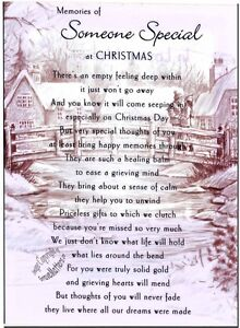Grave card christmas memories of a someone special free image is loading grave card christmas memories of a someone special m4hsunfo Gallery