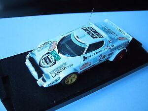 Lancia-Stratos-Kit-montato-Chiapatti-Limited-Edition-1-43-in-scatola-originale