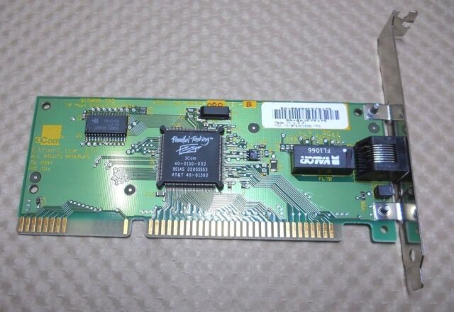 3Com 3C509B-TPO ISA Network Interface Card