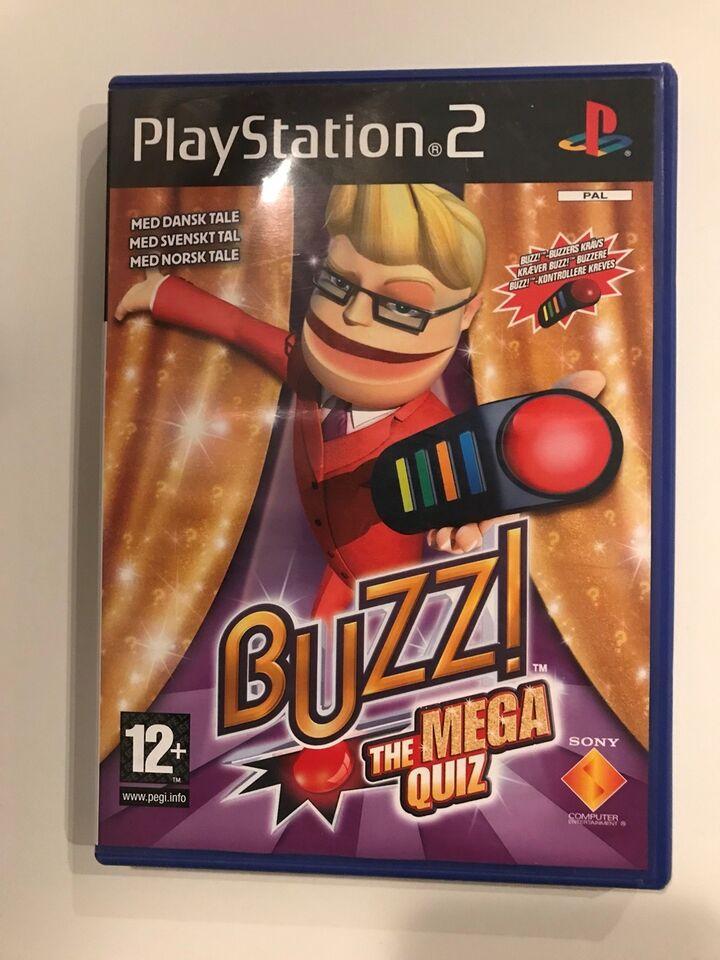 Buzz! The Mega Quiz, PS2, real-time strategi
