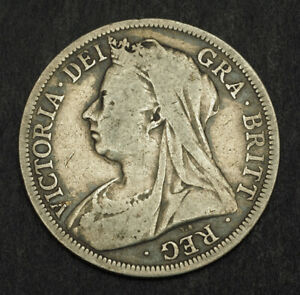 1901-Great-Britain-Queen-Victoria-Certified-Silver-Crown-Coin-Fine