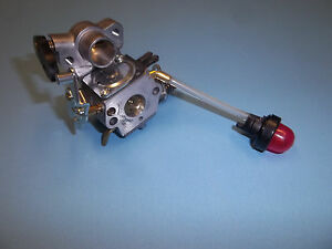 poulan carburetor assy fits chainsaws  oem  shipping ebay
